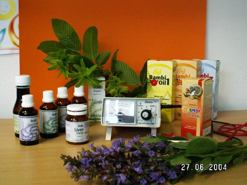 Produkty společnosti Joalis - z dílny MUDr. Jonáše